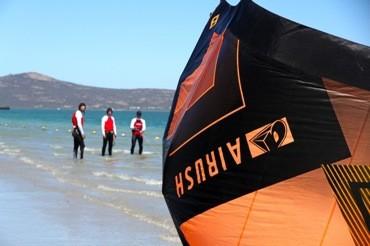 Sharkbay Kitesurifng lessons