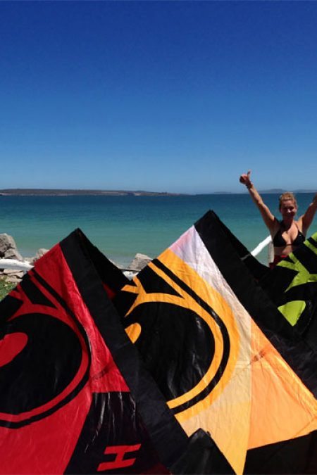 Selfcatering accommodation Langebaan - Kitesurf accommodation lagebaan.