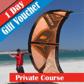 Voucher Private Kitesurfing Lessons 1 Day course