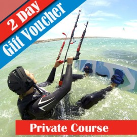 Voucher Private Kitesurfing Lessons 2 Day course
