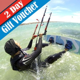 Kitesurfing gift voucher 2 Day Group Course - Beginner Kitesurfing Lessons
