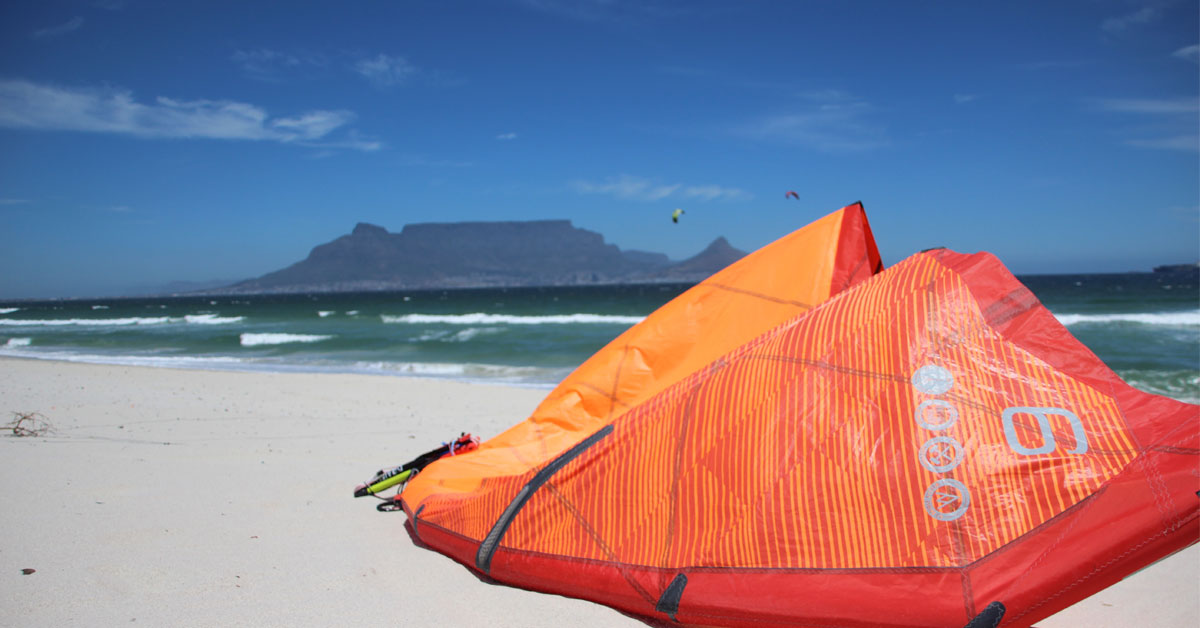 Kitesurfing lessons Cape Town, Kiteboarding lessons Cape Town